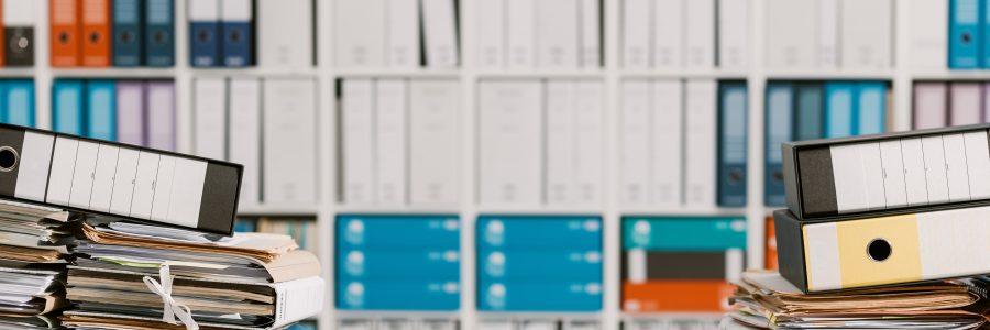 [REPLAY WEBINAR] Traiter et gérer les archives d'une organisation, de leur collecte à leur conservation