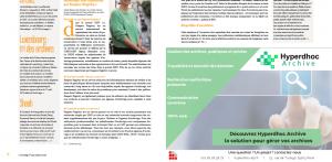 Archimag n°332 – A chacun sa gestion électronique du courrier – Mars 2020